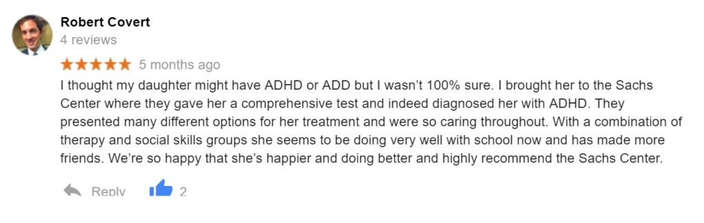 Child ADD And ADHD Testing